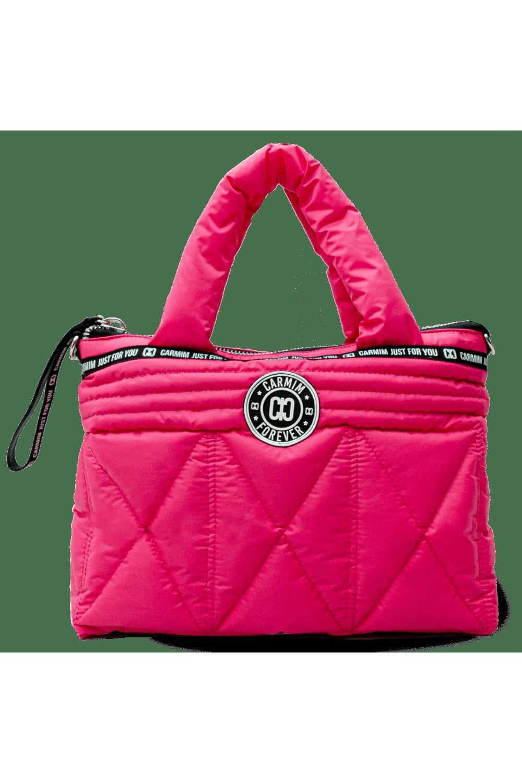 BOLSA-NYLON-CALLIE-PINK-PRETO_B018276
